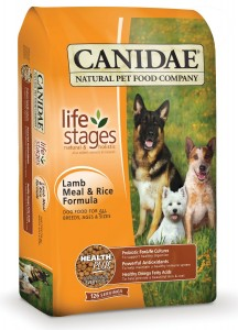 canidae natural food